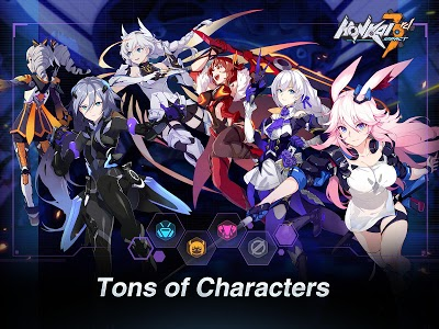 screenshot of Honkai Impact 3rd version 3.2.0