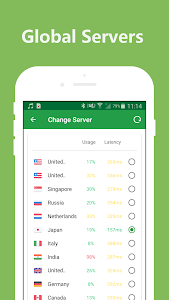screenshot of Hotspot VPN - Super Free VPN Unlimited Proxy version 2.4.6