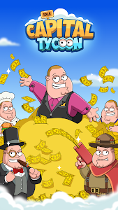 screenshot of Idle Capital Tycoon - Money Game version 1.4.0