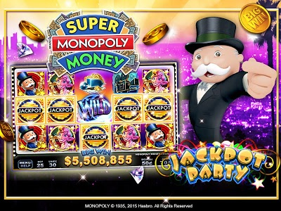 screenshot of Jackpot Party Casino Slots version 15.00