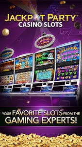 screenshot of Jackpot Party Casino Slots version 12.00