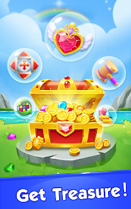 screenshot of Jewel Crush™ - Jewels & Gems Match 3 Legend version 3.3.1