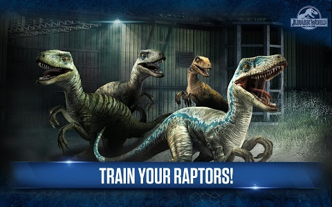 screenshot of Jurassic World™: The Game version 1.11.12