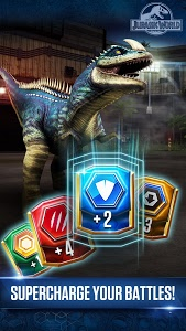 screenshot of Jurassic World™: The Game version 1.10.24