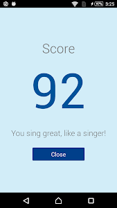 screenshot of Karaoke Free: Sing & Record Video version 1.0.4
