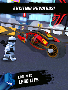 screenshot of LEGO\u00ae NINJAGO\u00ae: Ride Ninja version 20.5.430