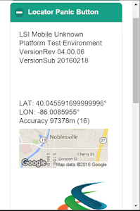 screenshot of LSI Mobile version 20190516
