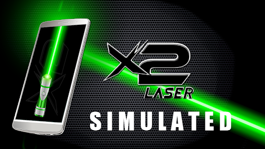 screenshot of Laser Pointer X2 (PRANK AND SIMULATED APP) version 17