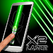 Laser Pointer X2 (PRANK AND SIMULATED APP)