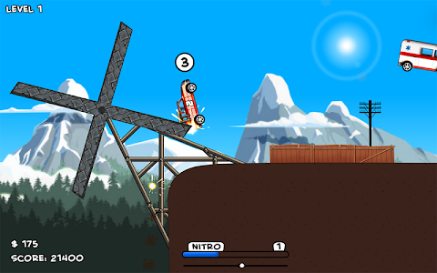 screenshot of Lethal Race version 1.0.4