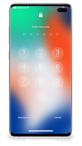 screenshot of Lock Screen & Notifications iOS 13 version 1.3.5