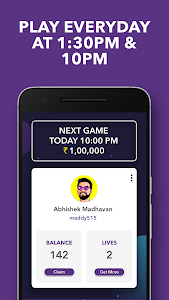 screenshot of Loco - Live Trivia Game Show version 2.3.11