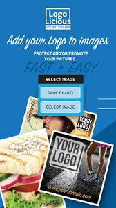 screenshot of Add your own logo, watermark, and text to photos version 2018.07.06.1
