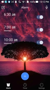 screenshot of Loud Alarm Clock version 3.6.3