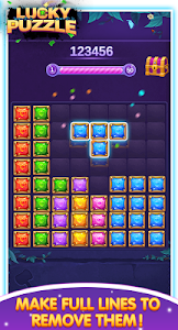 screenshot of Lucky Puzzle - Best Block Game To Reward! version 1.1.2