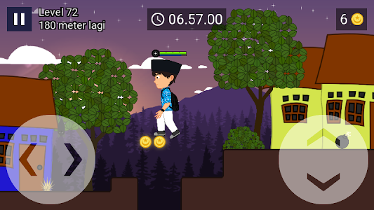 screenshot of MANSaBoy: The Game - Goes to School version 1.2.1
