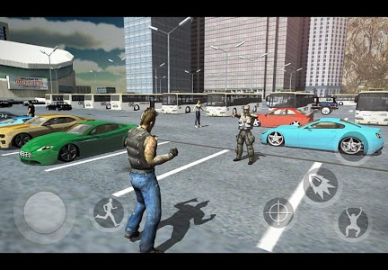 screenshot of Mad Town 2 Heavy Metal Man version 1.01