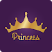 Magic King Princess Stickers for WhatsApp