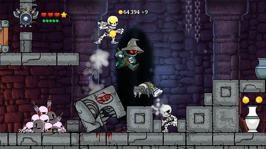 screenshot of Magic Rampage version 5.1.3