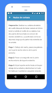 screenshot of Manual de Nudos y Amarres 2019 version 1.04