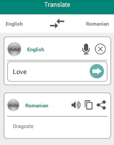 screenshot of Maori To English Translator version 1.0