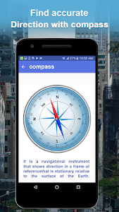 screenshot of Maps GPS Navigation Route Directions Location Live version 1.2.4.1