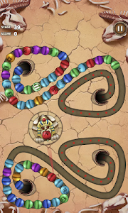 screenshot of Marble King version 1.1.0