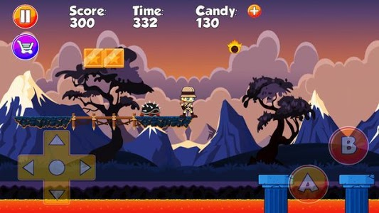 screenshot of Maria World - Super Maria Run version 1.1