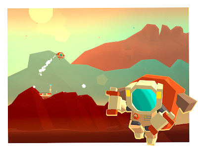 screenshot of Mars: Mars version 16