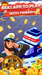 screenshot of Merge Boats – Idle Boat Tycoon version 1.2.8