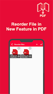 screenshot of Merge PDF And Combine PDF Files version 1.4