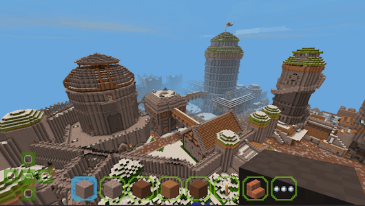 screenshot of Micro Craft : Exploration World New Generation version 21.18.2
