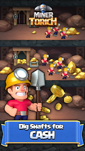 screenshot of Miner To Rich - Idle Tycoon Simulator version 1.7.2
