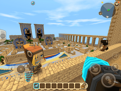 screenshot of Mini World: Block Art version 0.43.6