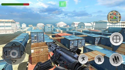 screenshot of Mission Counter Attack version 3.0