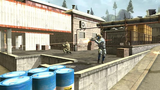 screenshot of Mission Counter Attack version 2.3