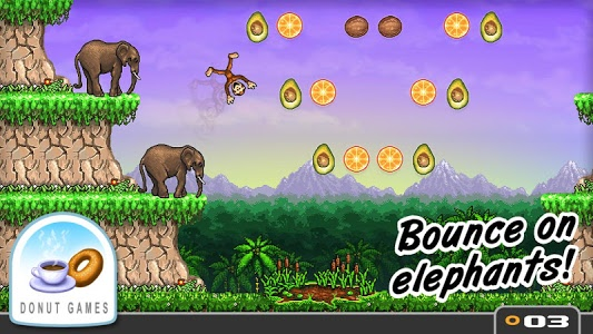 screenshot of Monkey Flight version 1.62
