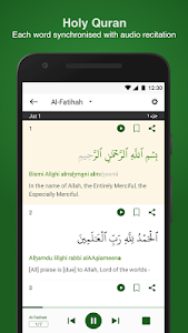 screenshot of Muslim Ummah - Quran, Prayer Times, Qibla, Ramadan version 1.8.7