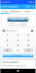 screenshot of CyclePay version 2.52