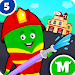 Download My Monster Town - Fire Station Games for Kids 1.3 APK