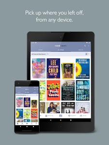 screenshot of NOOK: Read eBooks & Magazines version Varies with device