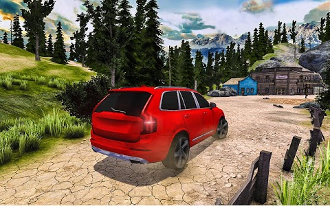 screenshot of New Offroad Extreme 4x4 Jeep Realistic Driving version 1