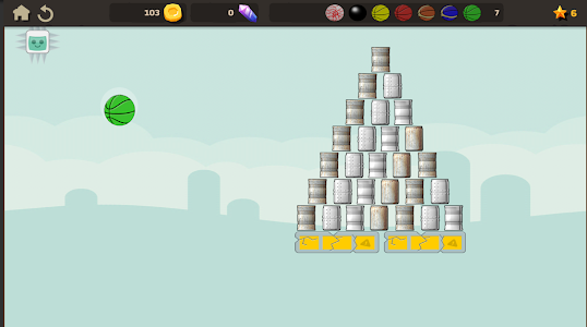 screenshot of Nice Cans version 1.0.0.34