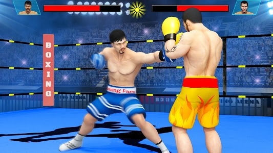 screenshot of Ninja Punch Boxing Warrior: Kung Fu Karate Fighter version 3.0.2