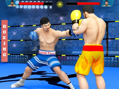 screenshot of Ninja Punch Boxing Warrior: Kung Fu Karate Fighter version 2.4