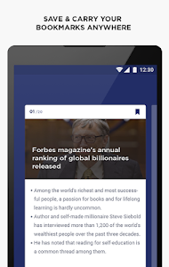 screenshot of Daily Current Affairs, GK Quiz version 1.4.5