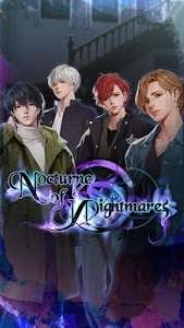 screenshot of Nocturne of Nightmares:Romance Otome Game version 1.0.1
