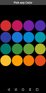 screenshot of Odd Color Out : Instant App version 1.0