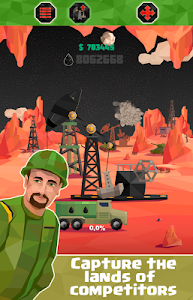 screenshot of Oil Tycoon: Gas Idle Factory, Life simulator miner version 3.2.3