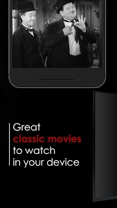 screenshot of Old Movies - Full Free Classics Weekly version 1.2.0